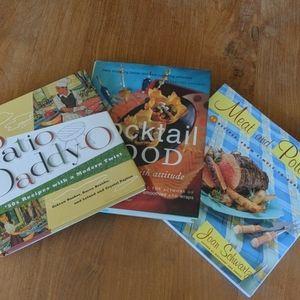 Retro Vibe cookbooks